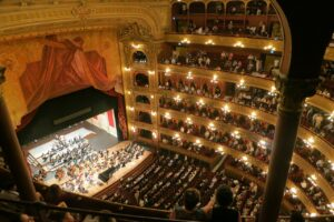 Opera Orchestra Music Concert Classical Musical