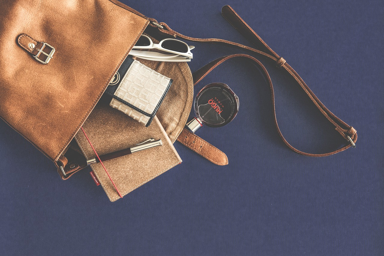 Bag Brand Business Map Content Fashion Handbag
