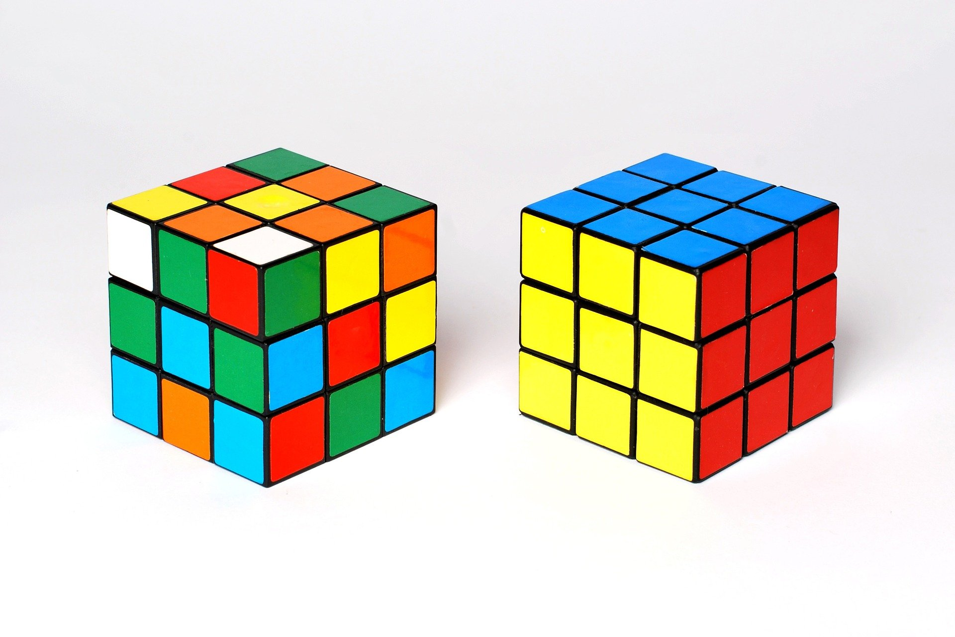 Puzzle, Game, Cube, Rubik'S Cube, Toy, Think, TaskPuzzle Game Cube Rubik's Cube Toy Think Task